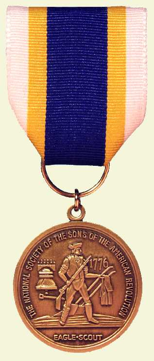 Chapter Eagle Scout Contest Medal